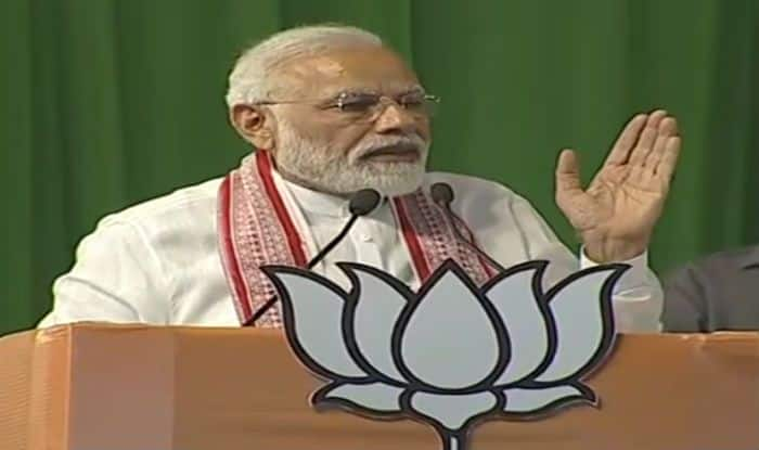 PM Narendra Modi Compares Congress With Titanic Ship, Says Party is Sinking as Each Day Passes by