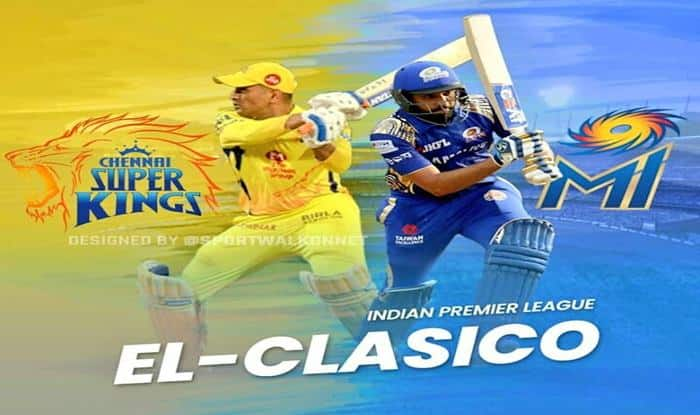 IPL 2019, Mumbai Indians vs Chennai Super Kings: 'El-Clasico of Cricket is Back', Twitterverse Shows Excitement Over Rohit Sharma vs MS Dhoni Battle at Wankhede
