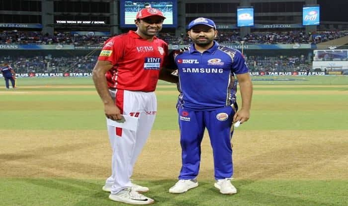 Watch IPL 2019: MI vs KXIP Live Cricket Streaming And Latest Updates, TV Broadcast, Timing, Squads, When, Where to Watch Mumbai vs Punjab T20 Match