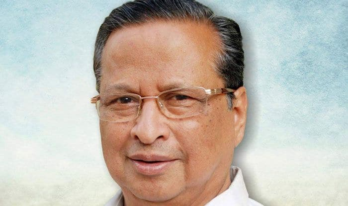 Odisha Congress chief Niranjan Patnaik