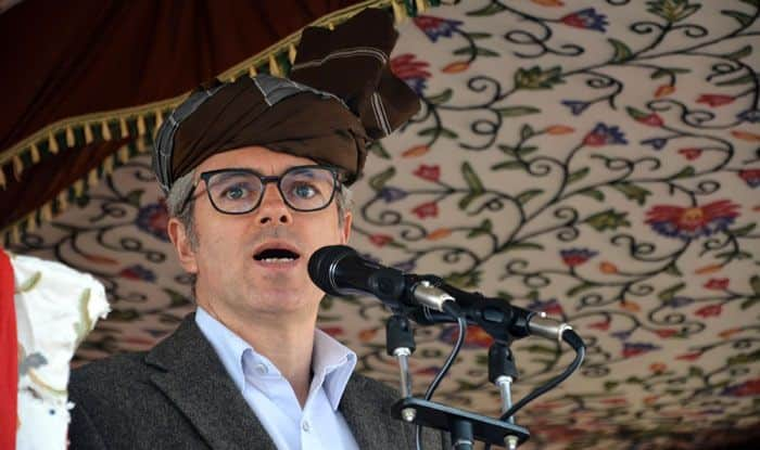 National Conference vice president Omar Abdullah