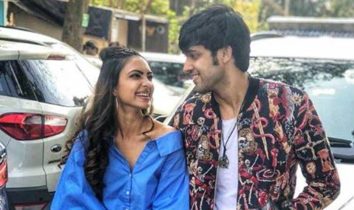 Parth Samthaan and Pooja Banerjee