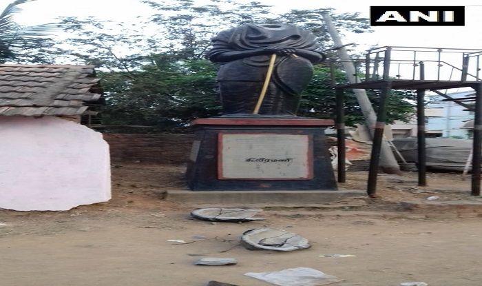 Periyar Statue Vandalised in Tamil Nadu's Pudukkottai, Probe