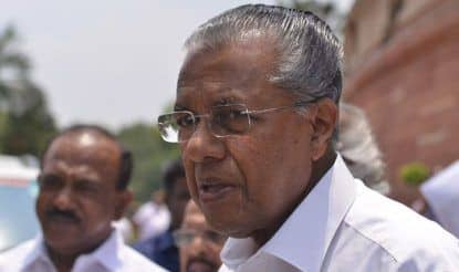 'Privatisation of Trivandrum Airport Against Wishes of People': Kerala CM Vijayan Writes to PM Modi