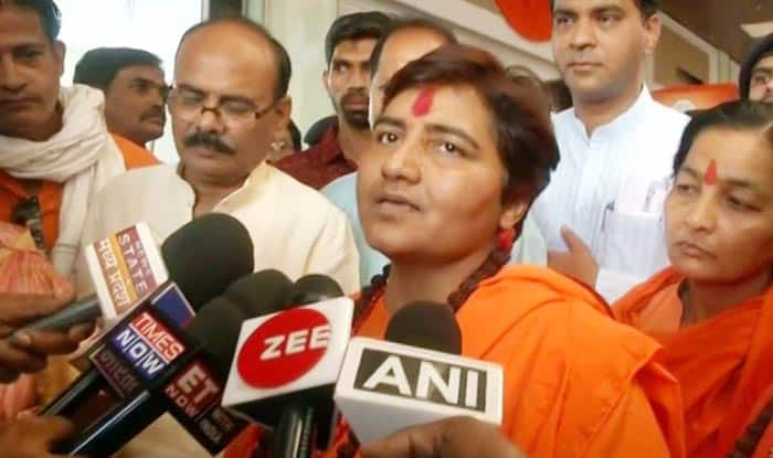BJP Will Win Because Truth, Dharma Always Win, Says Sadhvi Pragya on NIA Rejecting Plea to Bar Her From Contesting LS Polls