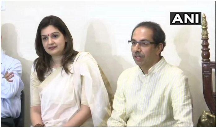 'Cong Let me Down,' Says Priyanka Chaturvedi as She Joins Shiv Sena