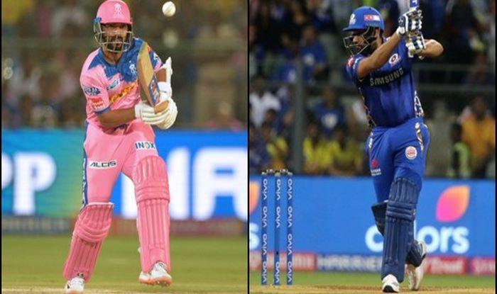 Rajasthan Royals, Mumbai Indians, IPL