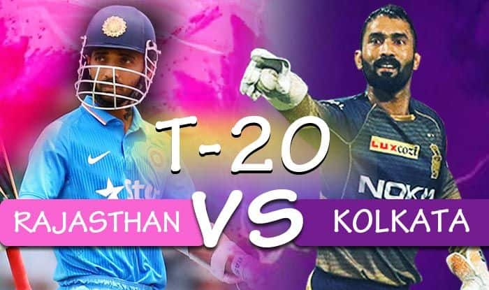 IPL 2019 Rajasthan Royals vs Kolkata Knight Riders, Latest Cricket Score And Updates Match 21: KKR Win Toss, Opt to Bowl vs Royals