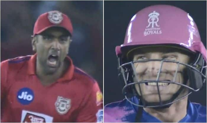 IPL 2019, Indian Premier League, KXIP vs RR, Ravichandran Ashwin, Kings XI Punjab, Rajasthan Royals, Jos Buttler
