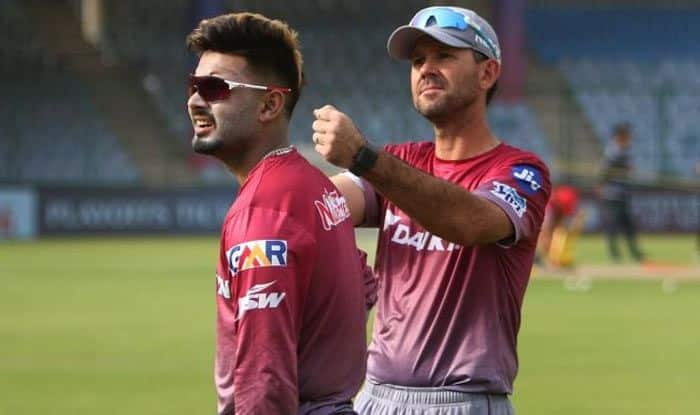 Rishabh Pant and Ricky Ponting, IPL 2019, DC