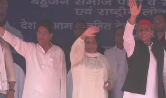 'Don't Get Divided, Vote en Masse For Gathbandhan': Mayawati's Appeal to Muslims at Deoband Rally