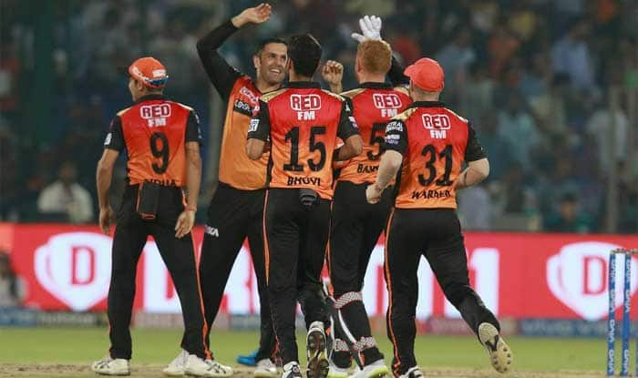 IPL 2019 Highlights Match 16: Bairstow Blitz, Bowlers Help Hyderabad Beat Delhi by 5 Wickets to Top Points Table
