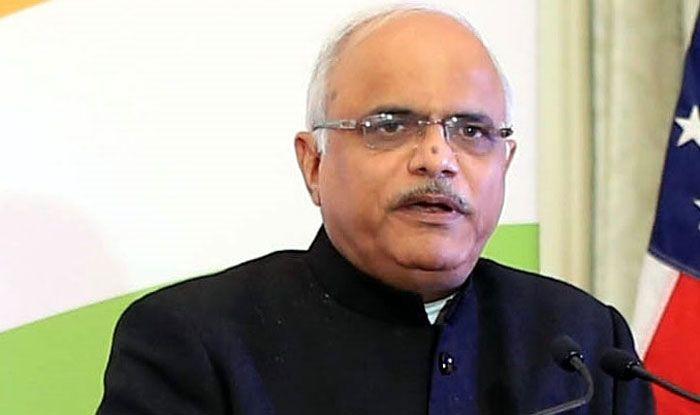 BJP vice-president Vinay Sahasrabuddhe
