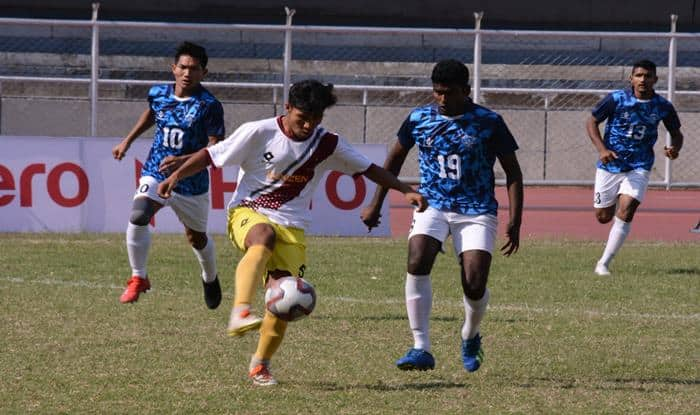 Santosh Trophy, Indian Football