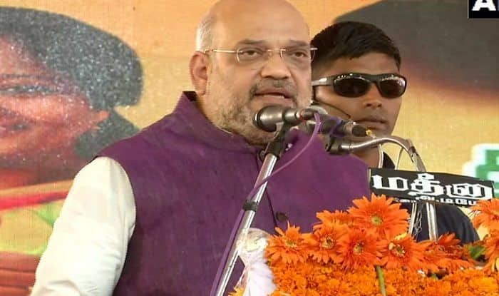 Congress Wants to Demoralise Armed Forces by Promising Amendments in AFSPA Act: Amit Shah