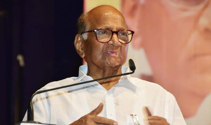 Nationalist Congress Party chief Sharad Pawar