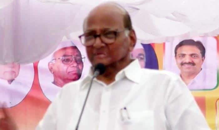 PM Modi Keeps Peeping in Others' Homes as he Doesn't Have a Family: Sharad Pawar