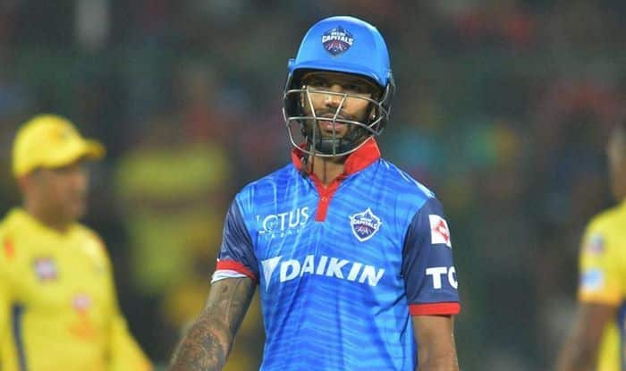 IPL 2019: It's Totally Opposite Here Compared to Delhi: Dhawan on Eden Pitch