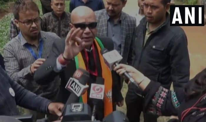 BJP Candidate From Shillong Sanbor Shullai Threatens to 'Kill Himself' in Front of PM Modi if Citizenship Bill Gets Implemented