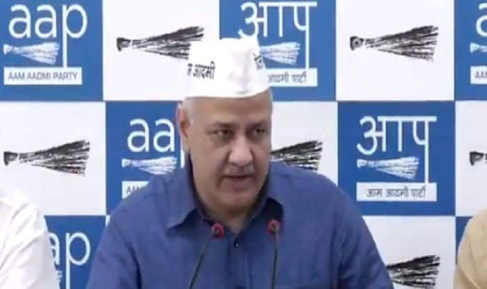 Congress 'Wasted AAP's Time' in Name of Discussion Over Alliance: Manish Sisodia