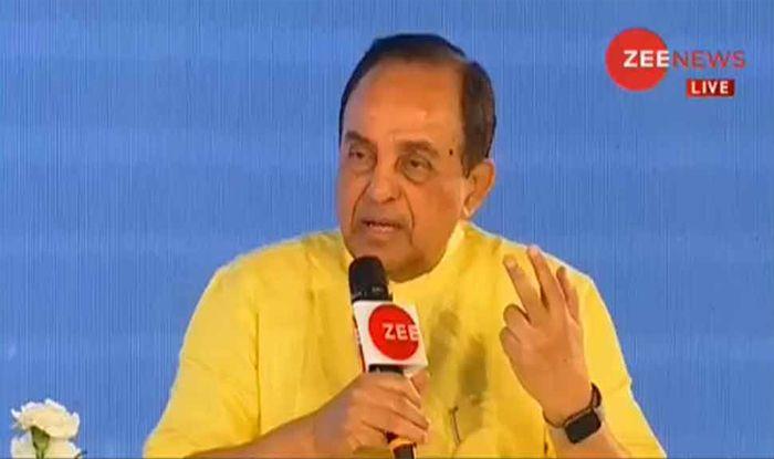 #IndiaKaDNA LIVE: सुब्रह्मण्यम स्वामी ने कहा, 'अर्थशास्त्र जानने वाला एक ही वित्त मंत्री रहा मनमोहन सिंह'