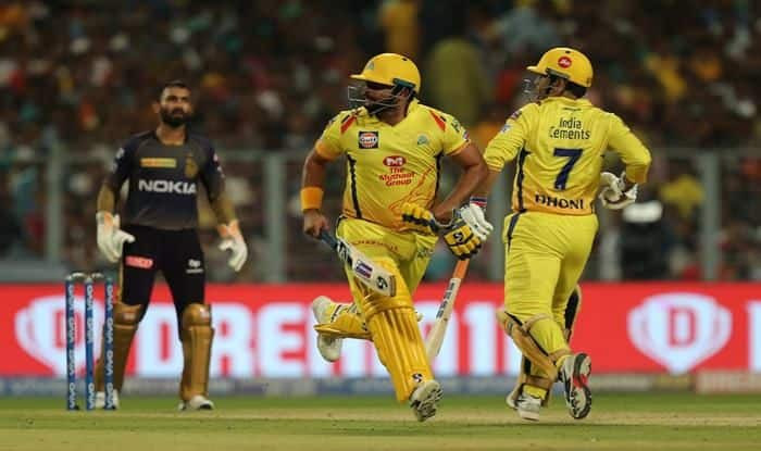 IPL 2019 Match 29 Report: Imran Tahir, Suresh Raina Star As Chennai Super Kings Register Easy Win vs Kolkata Knight Riders