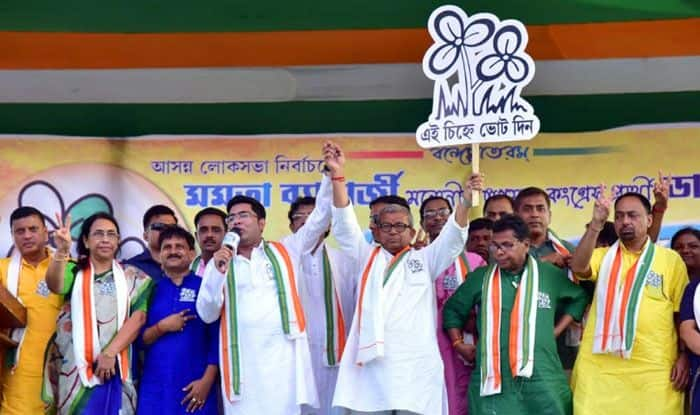 TMC rally in Midnapore