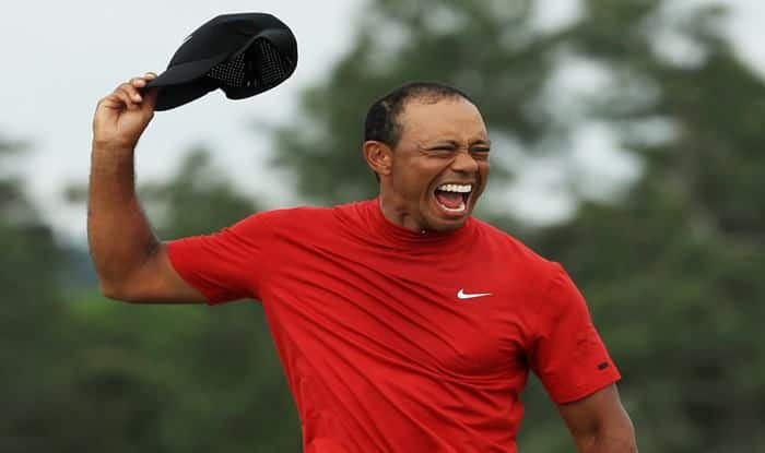 Tiger Woods Wins Fifth Masters_Picture-Twitter