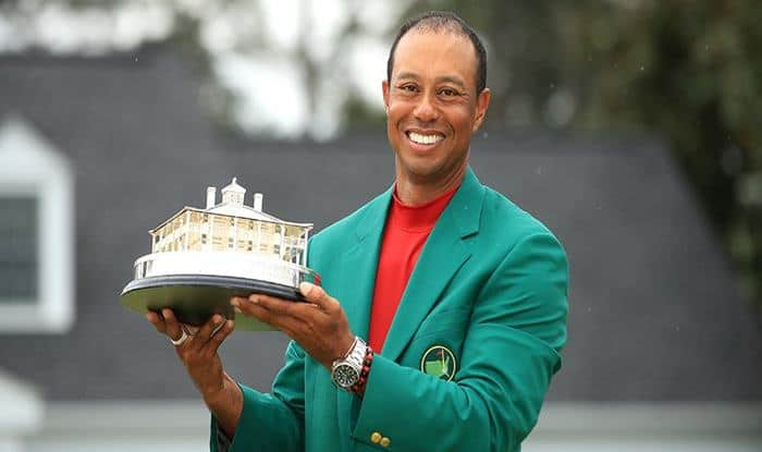 From Donald Trump to Barack Obama, Serena Williams to Jack Nicklaus, Stalwarts took to Twitter to Hail Tiger Woods 15th Major And 5th Masters Title