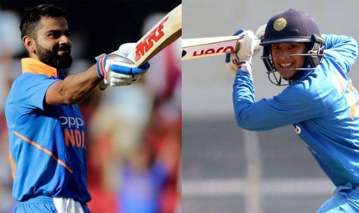 Virat Kohli, Smriti Mandhana, Jasprit Bumrah, CEAT Awards, CEAT Cricket Awards 2019, Rashid Khan, Latest Cricket News, International Cricket Awards, International Cricketer of The Year