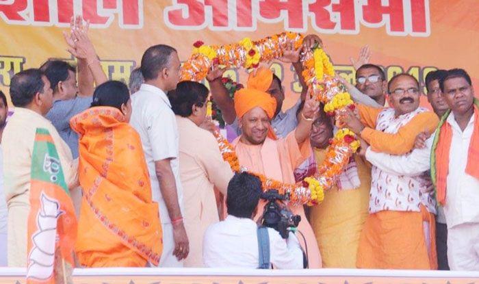 Uttar Pradesh Chief Minister Yogi Adityanath