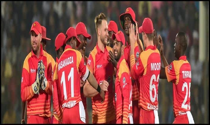 Zimbabwe cricket GettyImages