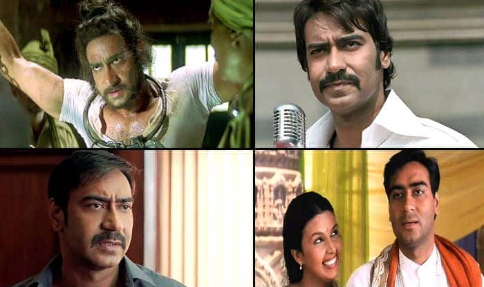 Ajay Devgn Beyond Action: Top 14 Films That Prove he Was Always a Performance-Oriented Actor