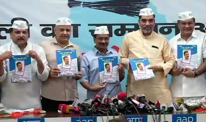 AAP releases manifeso