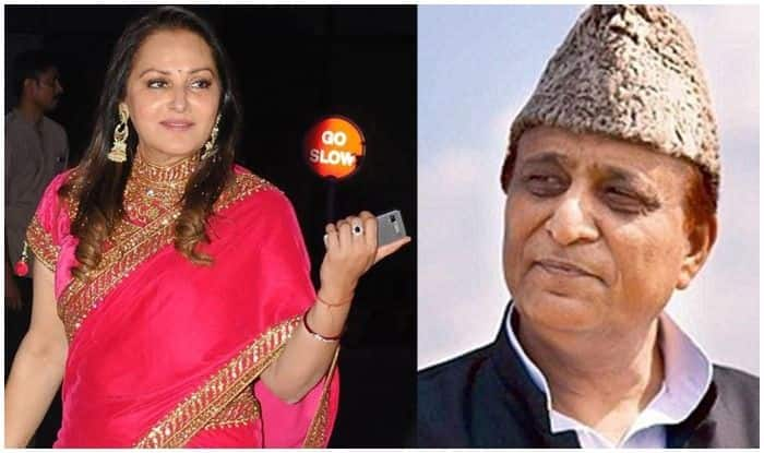 'This is Curse of Tears Women Shed Because of Him', Jaya Prada Attacks Azam For Turning Emotional at Poll Rallies