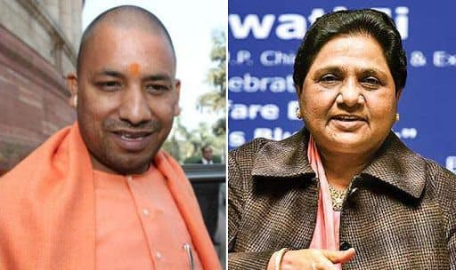EC Bans Yogi For 72, Mayawati For 48 Hrs From Poll Campaigning Over MCC Violation