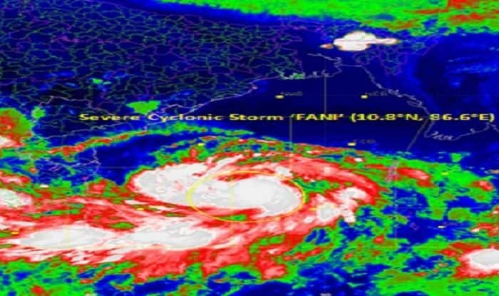 Navy in 'High Degree of Readiness' as Cyclone Fani Threatens to Turn Extremely Severe