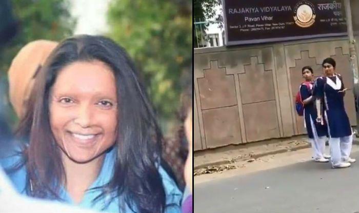 Deepika Padukone Turns School Girl in This Viral Video From Chhapaak Shoot