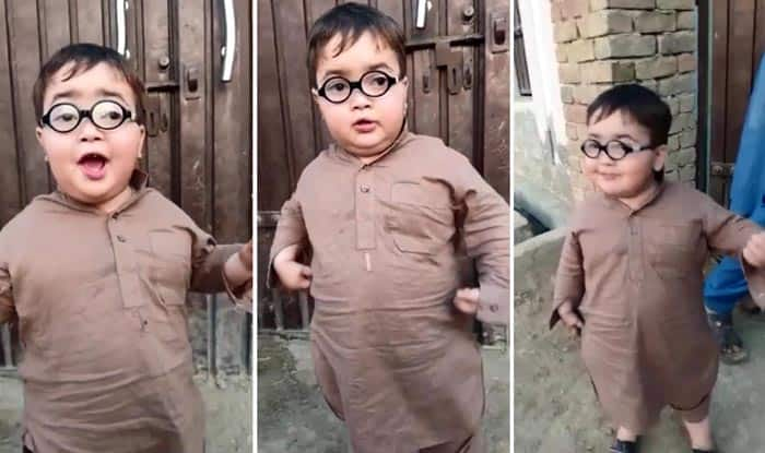 Pathani Boy Ahmed Shah's Videos Are Going Viral For His Cuteness
