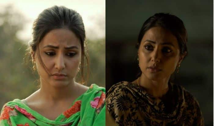 Hina Khan Shares First Look of Her Debut Film 'Lines', Check Her Desi Avatar
