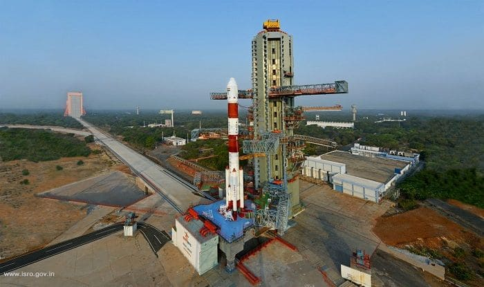 India Launches PSLV-C45 With EMISAT And 28 International Satellites in 3 Different Orbits