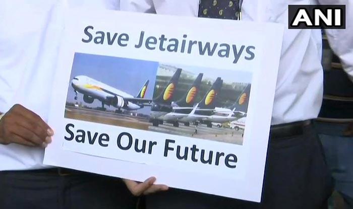 Jet Airways Ground Staff Demonstrate at Mumbai Airport, Seek Clarity on Salaries