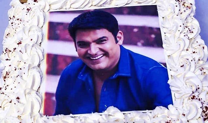 Kapil Sharma's 38th Birthday Party With Wife Ginni Chatrath