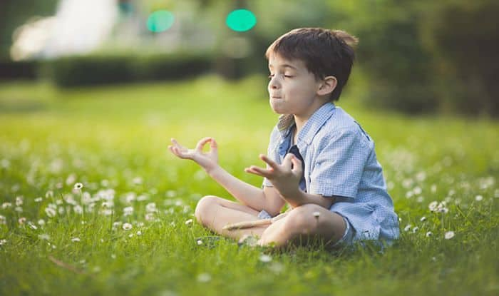 kids stress yoga