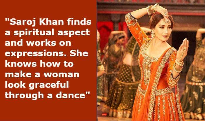 Tabaah Ho Gaye: Madhuri Dixit Talks About Beauty of Saroj Khan's Songs, Classical Dance And Kalank