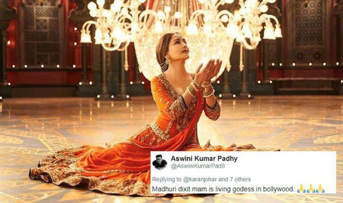 Kalank Song 'Tabaah Ho Gaye' Twitter Reactions: Netizens Praise Madhuri Dixit's Kathak Dance