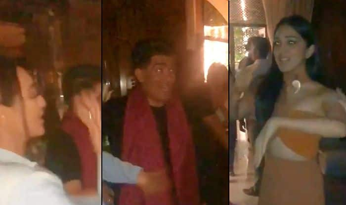 Manish Malhotra Dances to First Class With Kiara Advani, Sonakshi Sinha And Ananya Panday at His Party – Watch Viral Video