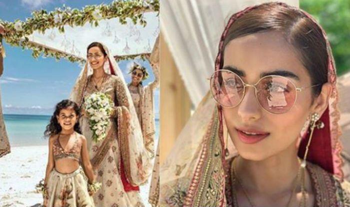 Manushi Chhillar Looks Royal And Beautiful in This Dreamy Bridal Avatar, See Pics