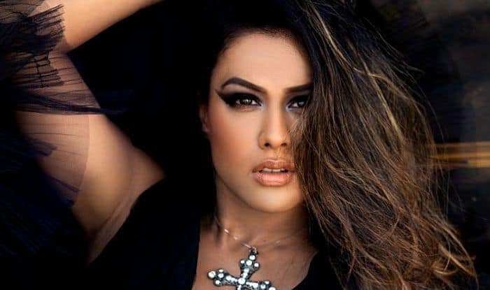 Nia Sharma Looks Hot in Black Dress as She Shows The Perfect