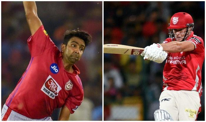 Ravichandran Ashwin , David Miller, IPL2019